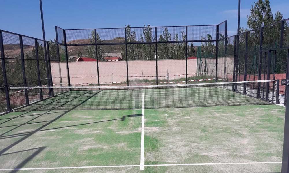 Pista de Padel, Teruel
