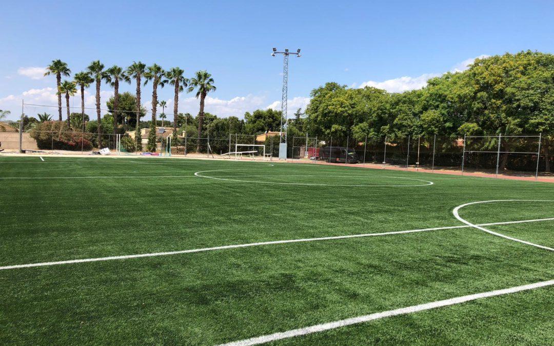 Campo de Futbol Eliana