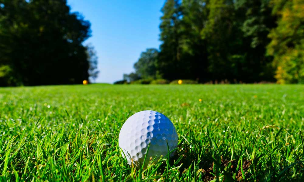 Campos de golf para niños