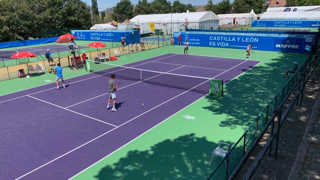 Pista Oficial Torneo Open Castilla y León Villa de El Espinar