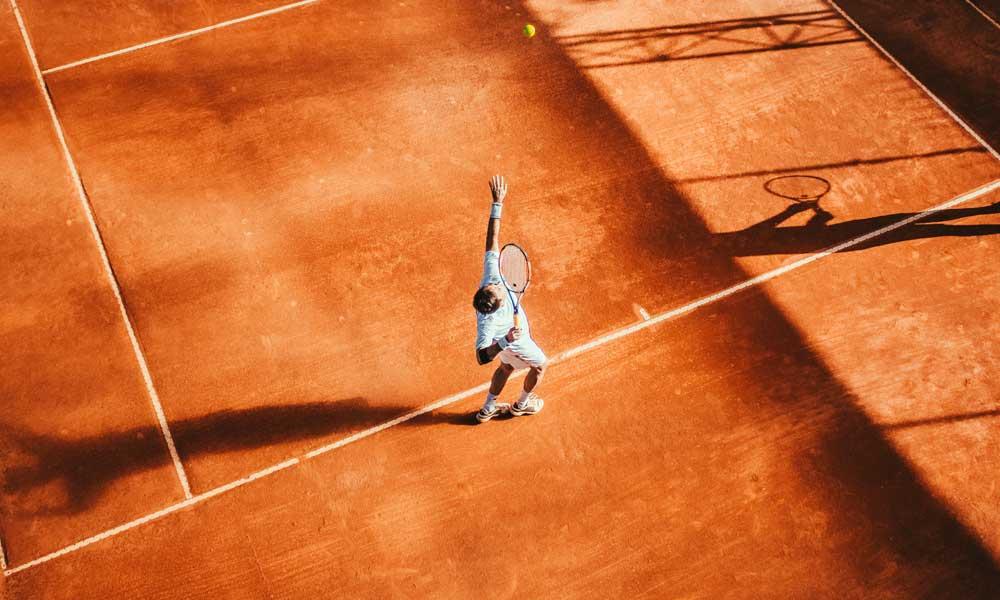 Medidas de una pista de tenis reglamentaria