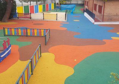 Parques infantiles para colegios