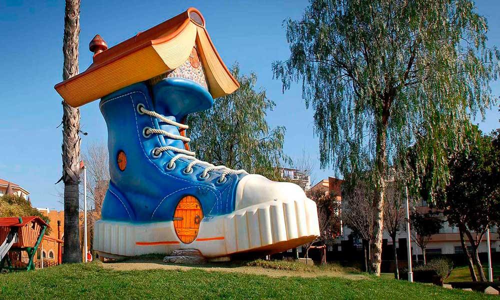 Los 5 parques infantiles más divertidos de España
