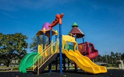 Parques infantiles en hoteles