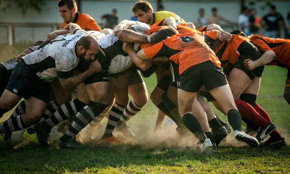 Cómo se juega al rugby