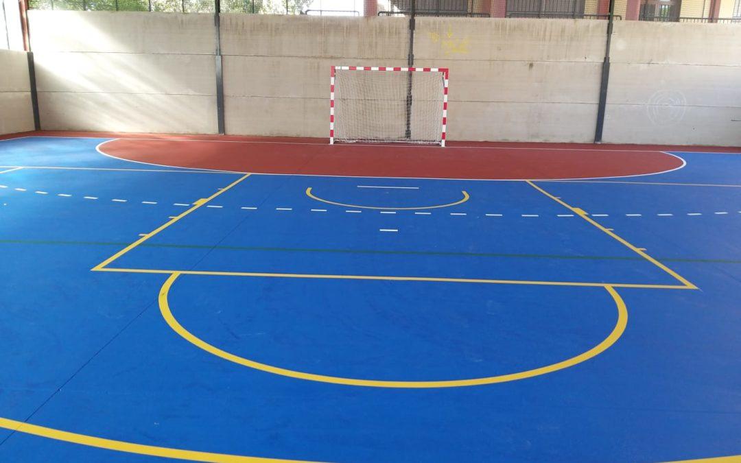 Pista Polideportiva Indoor Santa Elena