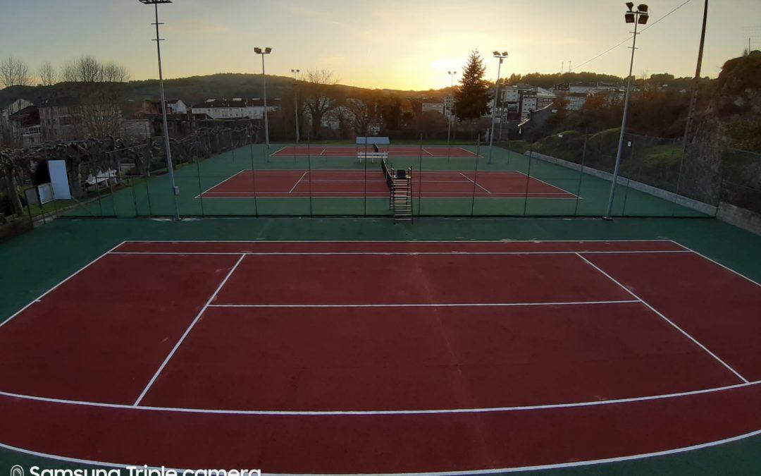 Pista de Tenis en Chantada
