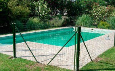 Vallas de piscina para niños