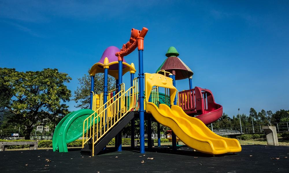 Parques infantiles públicos