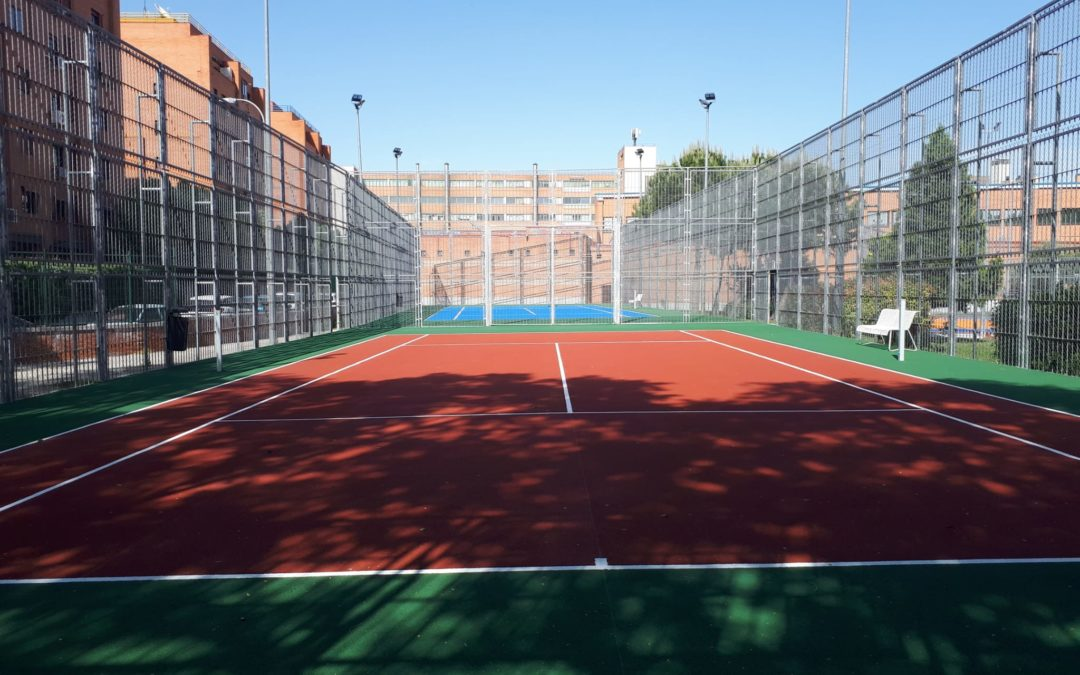 Polideportivo de la Fundi, Arganzuela