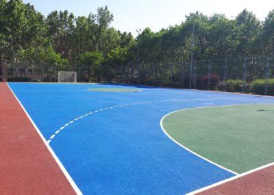 pista de tenis arganzuela