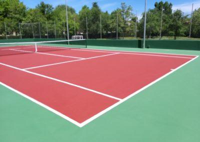 Pista de tenis Prado de Somosaguas