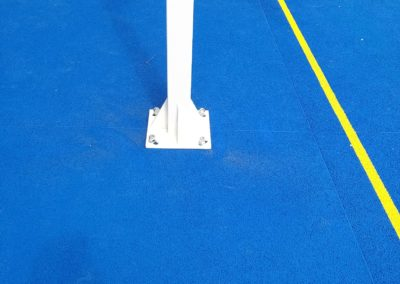 pavimento poroso pista deportiva colegio barcelona