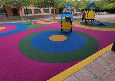 parque colegio vallecas madrid