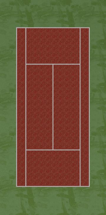 pintado acrilico para pistas de tenis