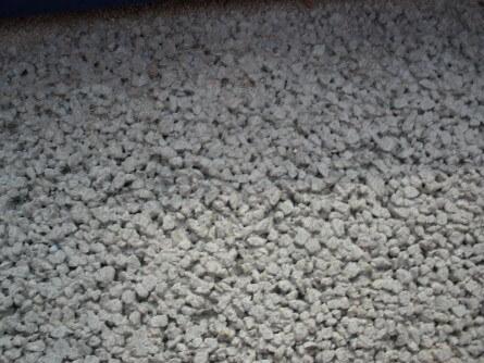 hormigon poroso