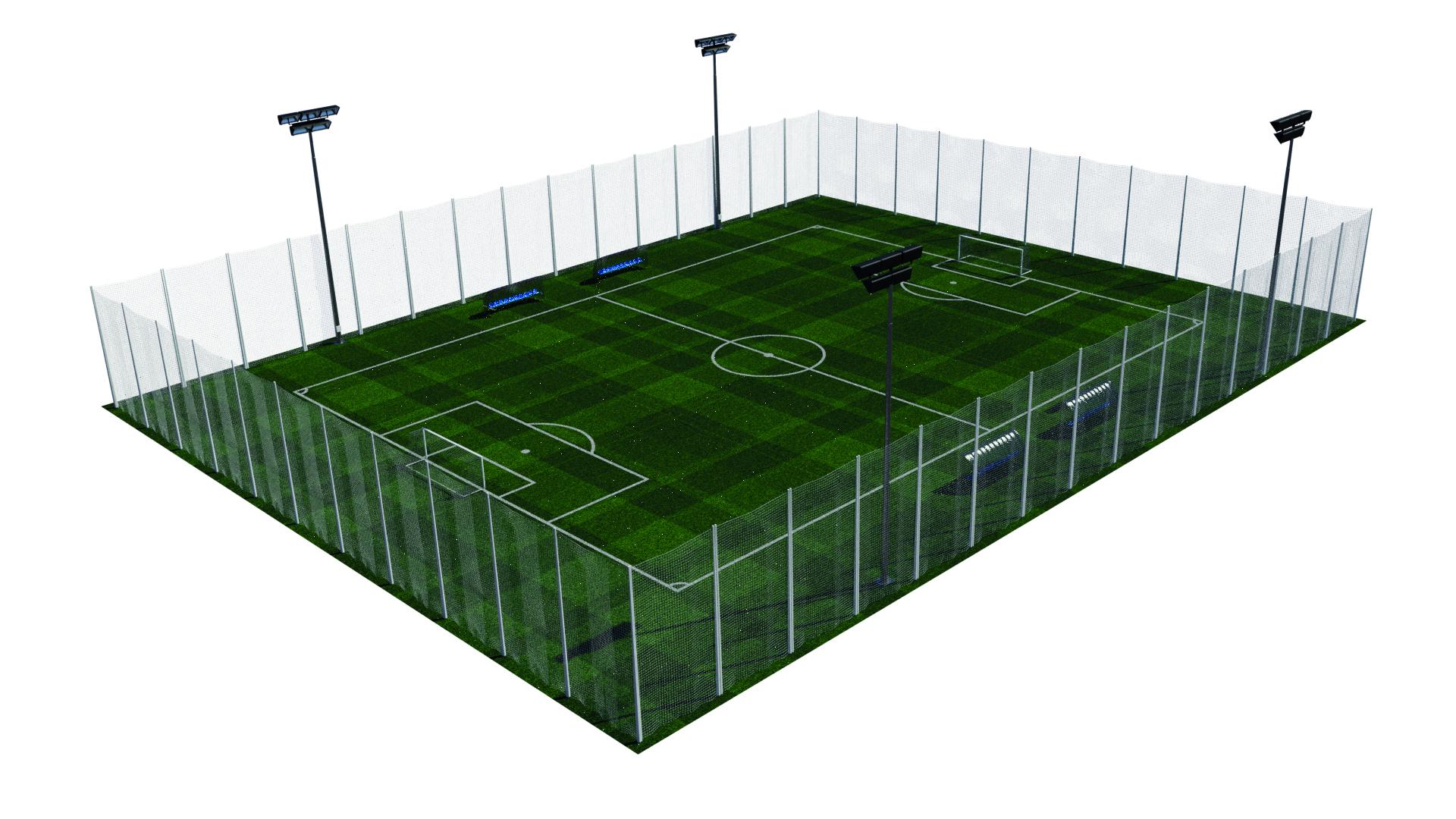 pistas de futbol
