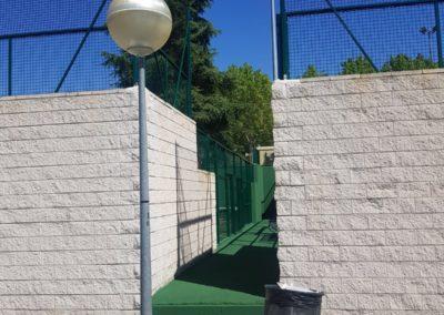 PISTAS PADEL UNIVERSIDAD EUROPEA EN MADRID