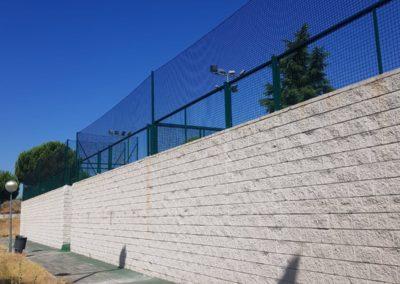 muros padel uni europea