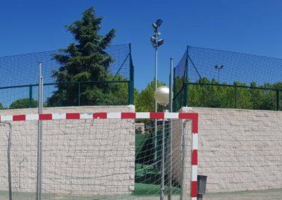 padel muros europea de madrid