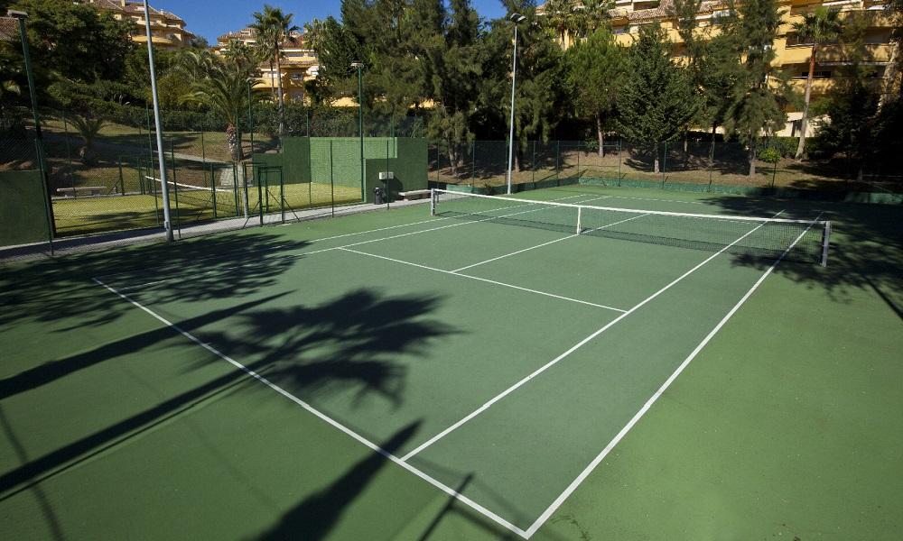 Hoteles con pista de tenis
