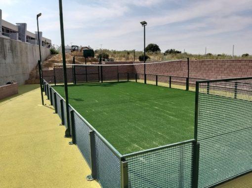 Pista multideporte Castillo de Pineda
