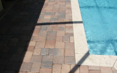 Suelo antideslizante piscina