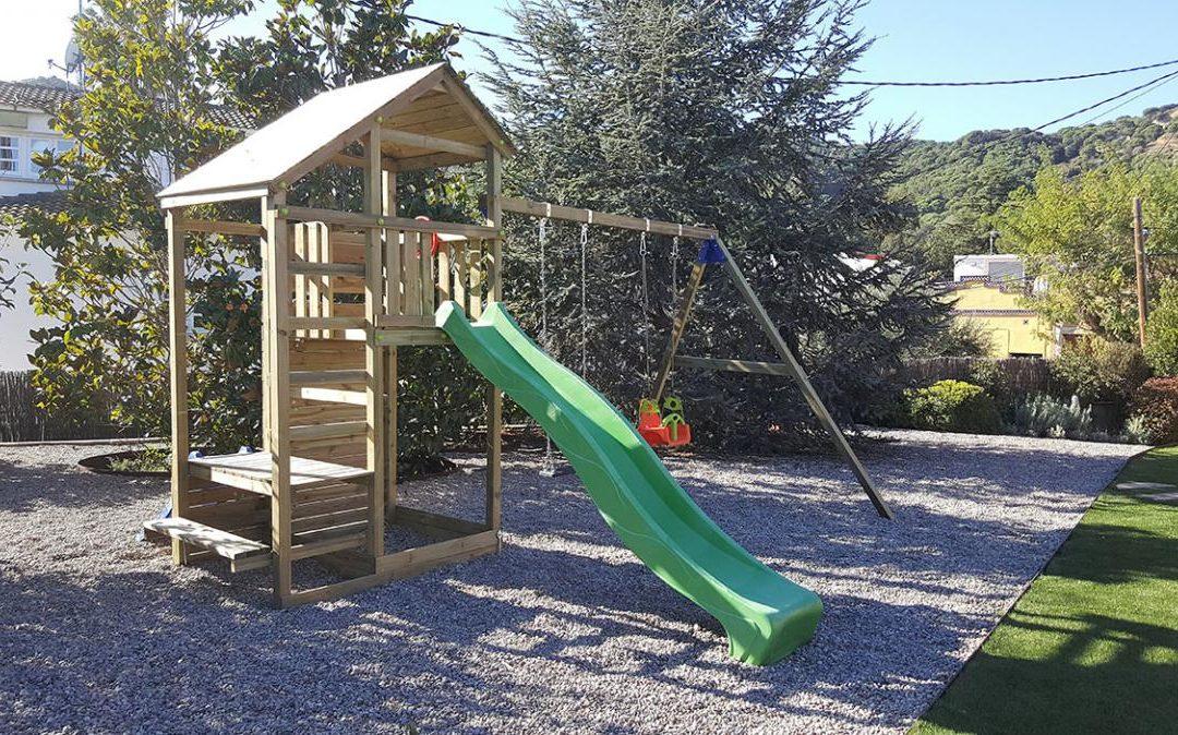 Parques infantiles montaje